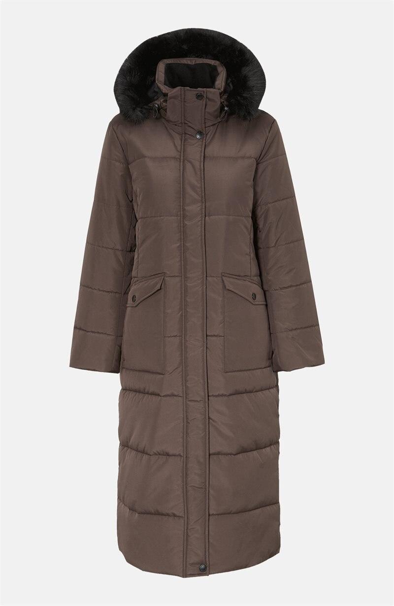 Cellbes Varmt foret frakke