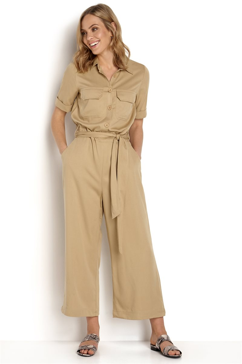 Happy Holly Jumpsuit Sarah