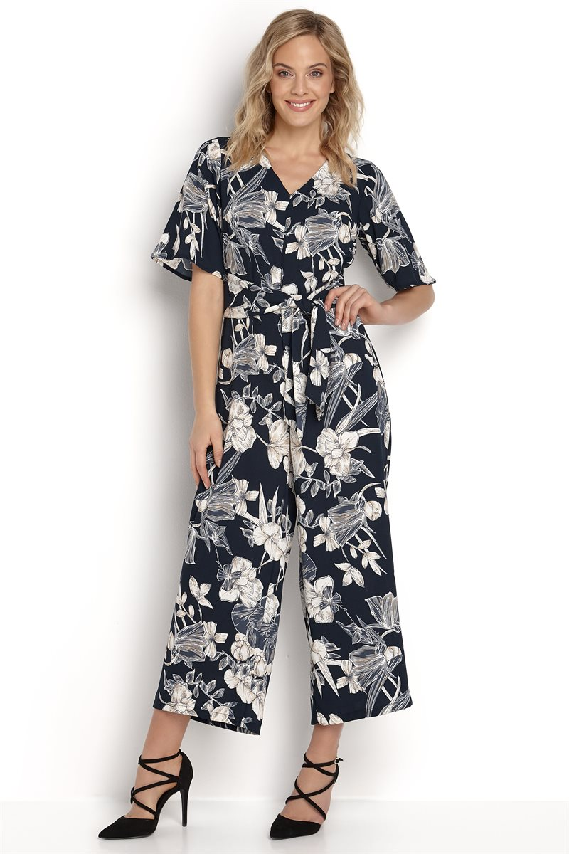Happy Holly Jumpsuit Michelle